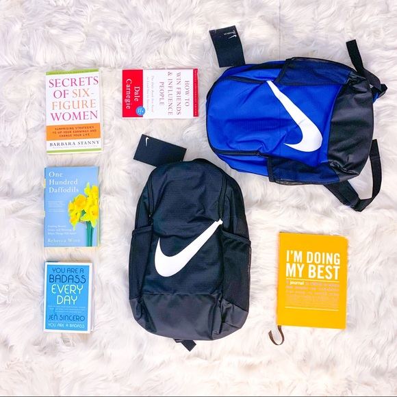 Nike Unisex Backpack in Blue